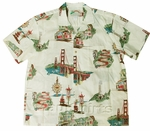 San Francisco men's cotton lawn vintage