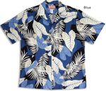 CLOSEOUT Sassy Garden Leaves men's shirt