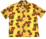 Scenic Pineapple Hawaiian Shirt