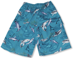 Sharks men's & boy's cargo shorts