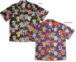 Shirt of Shirts men's vintage traditional cotton aloha style