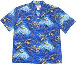 CLOSEOUT Snorkel Dream Coral Reef Men's Cotton