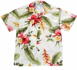 Sonic Orchid Boy's Rayon Shirt
