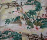 South Pacific Hawaiian Blouse