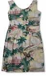 South Pacific Short Tank Dress