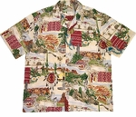 Southwest Hawaiian Aloha Shirt
