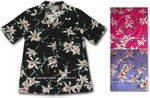Star Orchid women's paradise found shirt