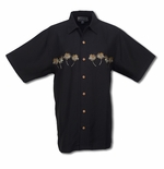 Summer Escape Men's Weekender Embroidered Shirt