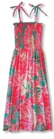 Summer Festival Garden Women's Tube Dress