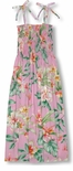 Summer Flourish Smocked Sundress