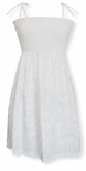Summer Wedding Breeze Smocked Sundress