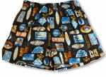Sunset Beach Uni-Sex Bamboo Boxer Shorts