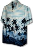 Sunset Surfers Men's Shirt
