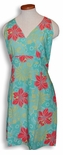 CLOSEOUT Bright Hibiscus Women's Hater