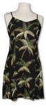 CLOSEOUT Coconut Tree women's empire princess dress