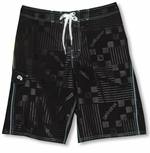 CLOSEOUT Gotcha G-Stamp Men's Swim Boardshorts