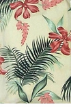 Shell Ginger Vintage Print - Paradise Found 100% Rayon Sundress