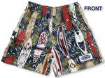 Surfboard Galore boy's cargo shorts
