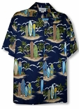 Surfboard Island Men's Shirt