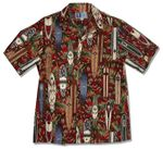 Surfboards Galore Men's Hawaiian Shirt