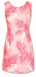 CLOSEOUT Tahitian Gardenia V-Back Dress