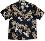 Tahitian Gardenia Fern Men's 100% Cotton (RJC) Robert J. Clancey Shirt