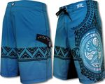 "21"" Takapuna HIC 8 Way Stretch Boardshorts"