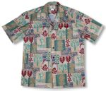 Taro Outrigger Canoe Men's Shirt