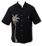 Poly Tattoo Palm Embroidered Go Barefoot