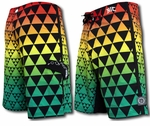"21"" Tiburon Shark HIC 8 Way Stretch Boardshorts"