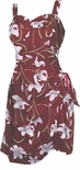 Tiger Lily Aloha Sarong Dress
