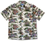 CLOSEOUT Tiki Bar Surf Shop men's shirt