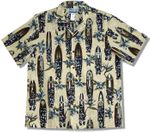 CLOSEOUT Tiki Gods Surfboards men's shirt