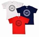 Trademark (Aloha Strong) cotton logo t-shirt