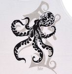 Tribal Tako (Octopus) Tank Top