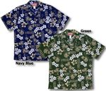 5X Tropical Fish Tapa Men's Shirt