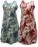 Tropical Jungle Women's Short Tank
