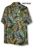 Tropical Leafage Men's Shirt