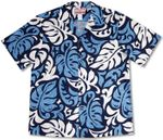 CLOSEOUT Tropical Monstera Leaf Men's Shirt