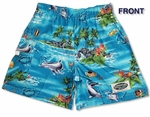 Tropical Waters boy's cargo shorts