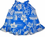 Turtle Flower Pond Girl's 2pc Infant & Toddler Cabana Set