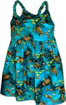 Honu Turtle Nemo Girls Bungee Dress