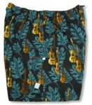 Ukulele Monstera Men's Cargo Shorts