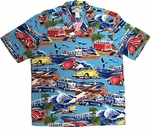 Volkswagen Surf Hawaiian Shirt