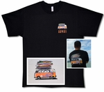VW Bus Surfboards Hawaiian T-Shirt