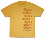 Wagilag Fish tee shirt