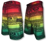 Wai-Side Hawaiian Island Creations (HIC) Boardshorts 100% Hydro Super Stretch