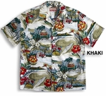 CLOSEOUT Waikiki Hawaii men's shirt