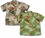 Waimea Paradise Casuals Men's Shirt