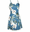 Watercolor Orchid Aloha Sun Dress